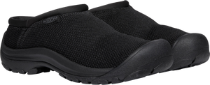 KACI SLIDE MESH BLACK