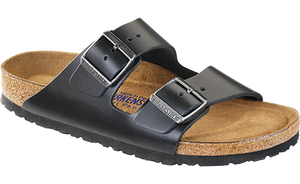 Arizona Soft Footbed Black Amalfi