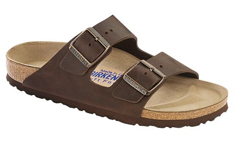 Arizona Soft Footbed Habana Oiled Leather