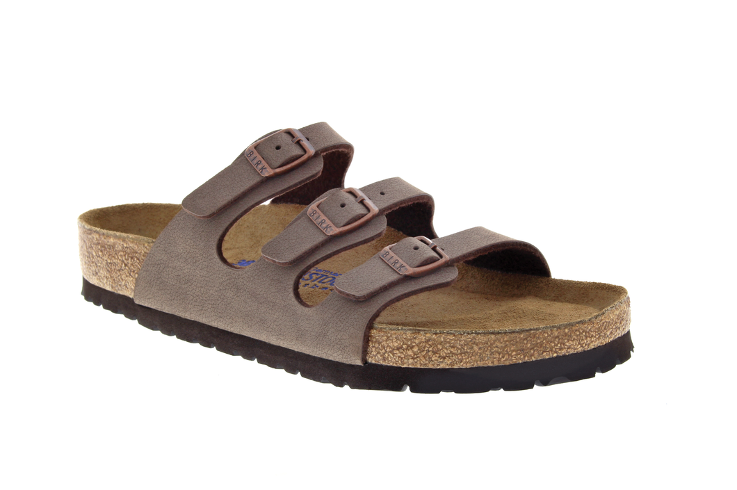 Florida Soft Footbed Mocha Birko-Flor