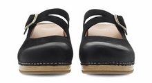 Load image into Gallery viewer, Britney Black Burnished Nubuck