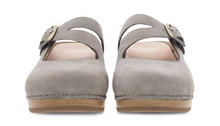 Load image into Gallery viewer, Britney Taupe Burnished Nubuck