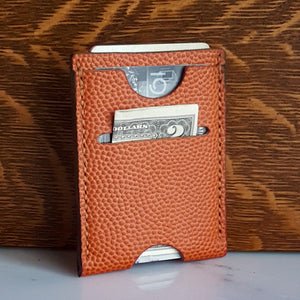 3 Pocket Vertical Wallet