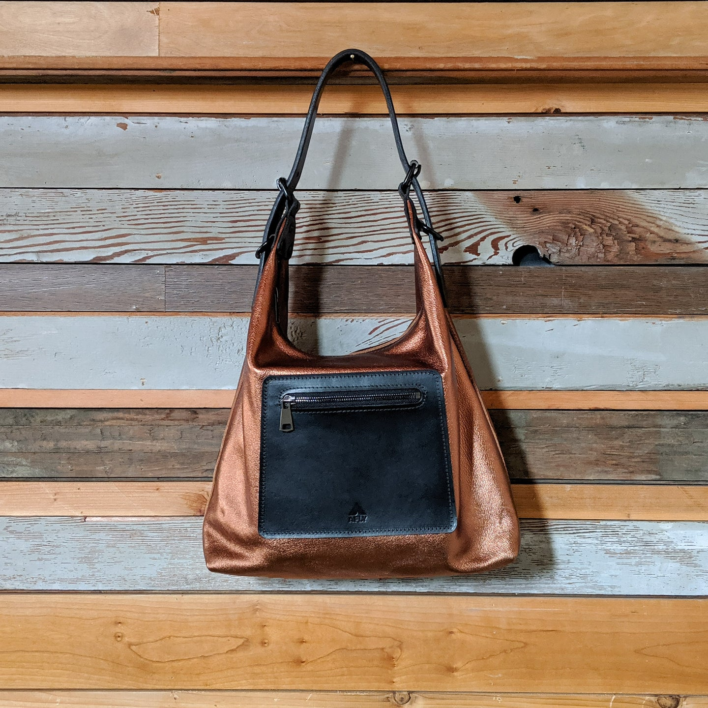 Jinx Handmade Leather Hobo