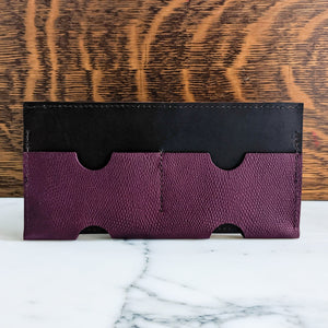 5 Pocket Long Wallet