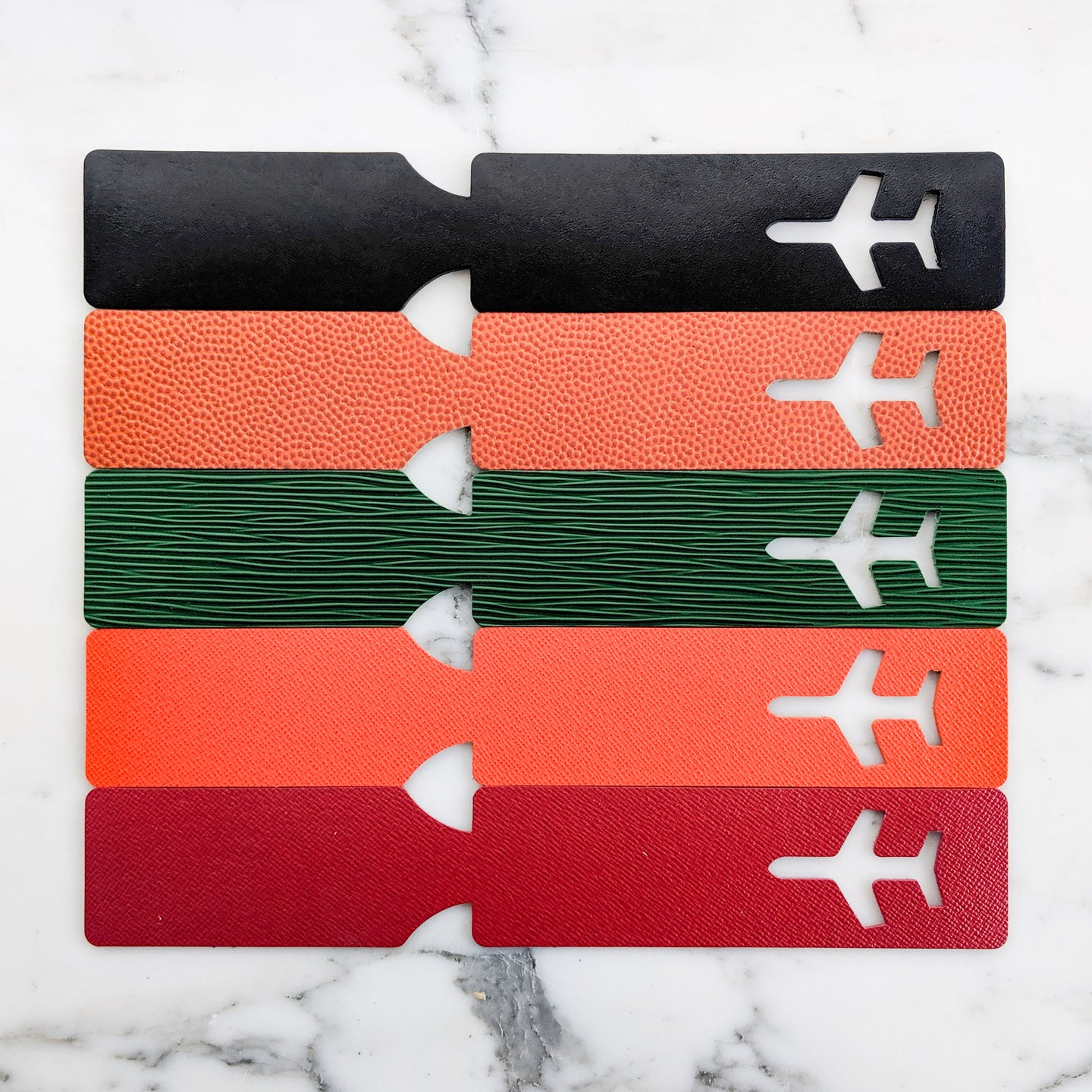 Aviation Luggage Tag