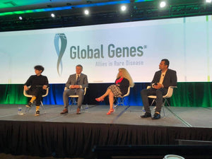 YBRP Attends the 2019 Global Genes Conference in San Diego, CA