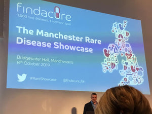YBRP Around the Globe: Manchester Rare Disease Showcase