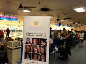 Vagabond Bowling League On-Going Fundraiser