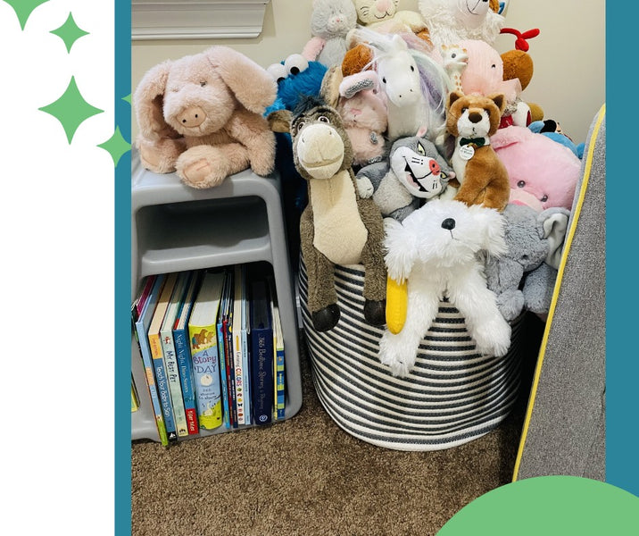 Keep Your Kids Room Tidy and Organized With Baskets