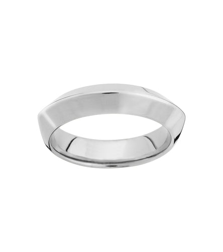 ARALIA RING STEEL