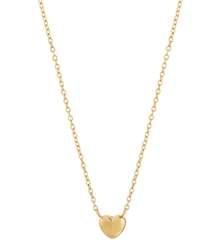 BARLEY NECKLACE CHILD GOLD