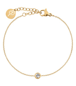 DEW DROP BRACELET GOLD