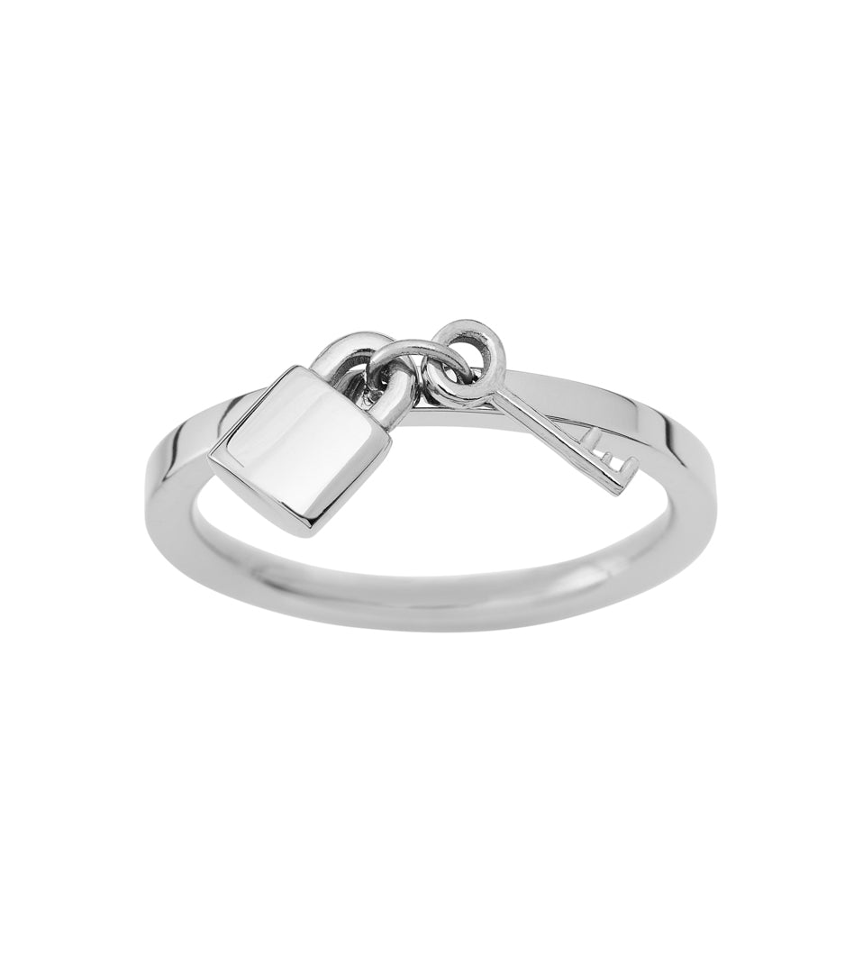 SECURE RING STEEL