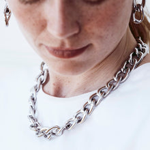 Load image into Gallery viewer, BOND NECKLACE STEEL