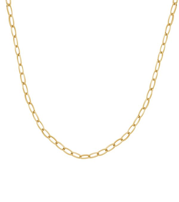 Chain Linked Small 40 cm Gold