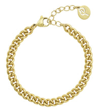 Load image into Gallery viewer, Lourdes Chain Bracelet Gold