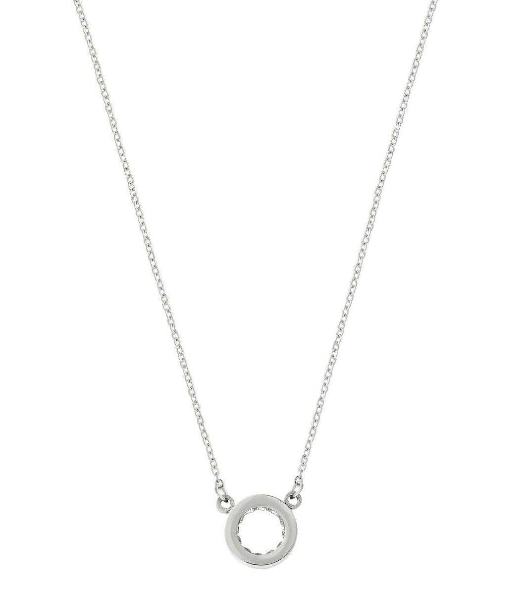 MONACO NECKLACE MINI STEEL