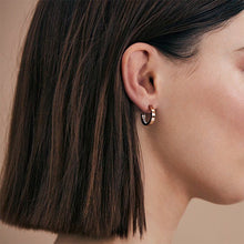 Load image into Gallery viewer, MONACO EARRINGS MINI ROSE GOLD