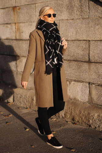 Moscow Coat in Brown