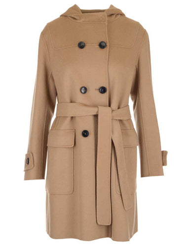 'S Max Mara Montgomery Double Breasted Coat