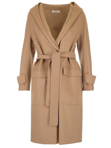 'S Max Mara Teresa Hooded Coat