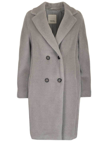 'S Max Mara Double Breasted Coat