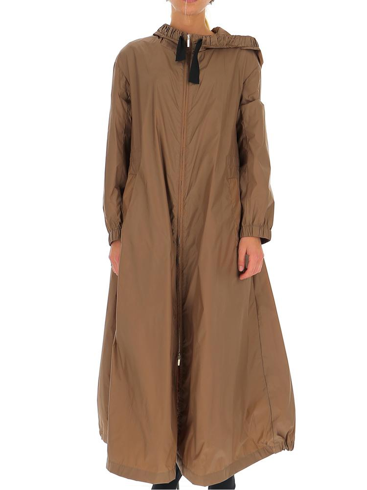'S Max Mara Elongated Flared Parka