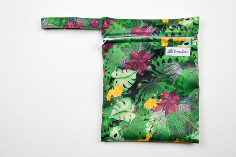 Midnight Rainforest Mini Wet Bag