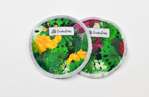 Midnight Rainforest Nursing Pads