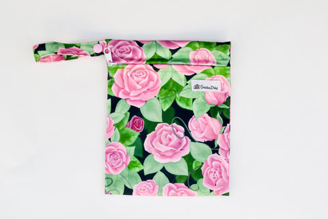Rosey Cheeks Mini Wet Bag