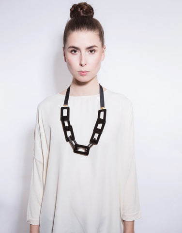 Sable Chain -Link Necklace