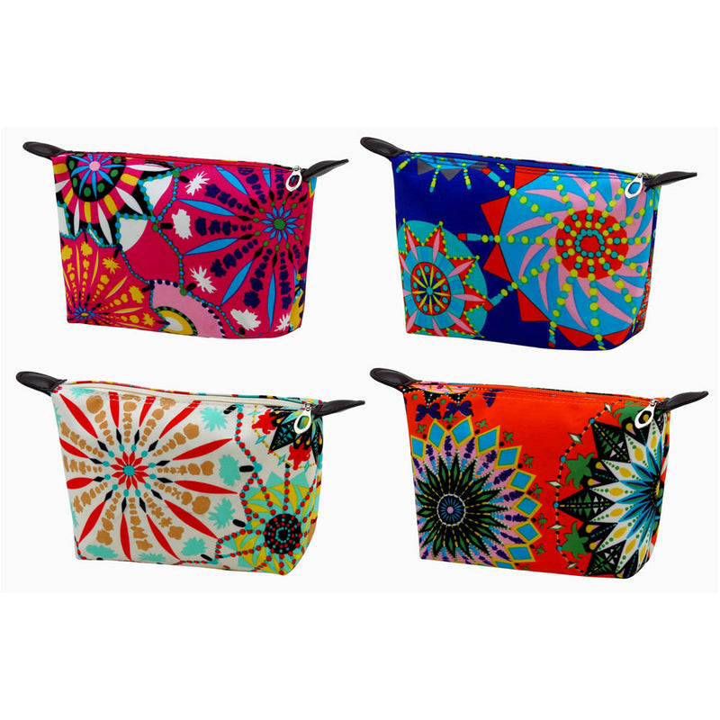Groovy 60s/70s Style Make Up/Cosmetic Bag