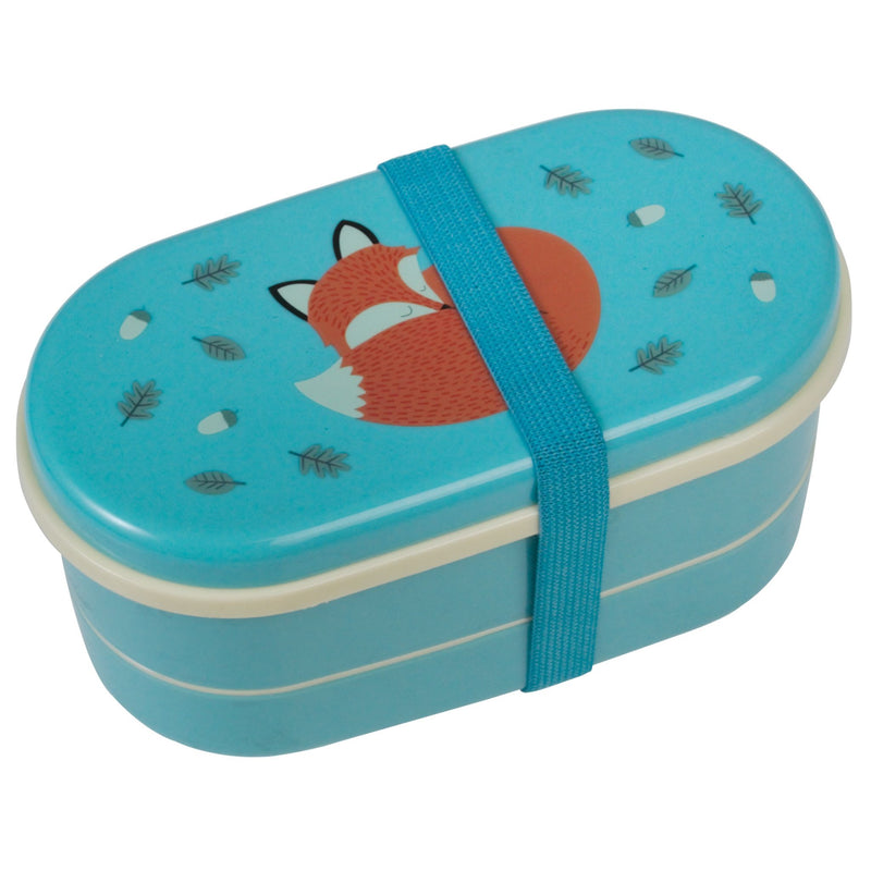 BENTO BOX RUSTY THE FOX