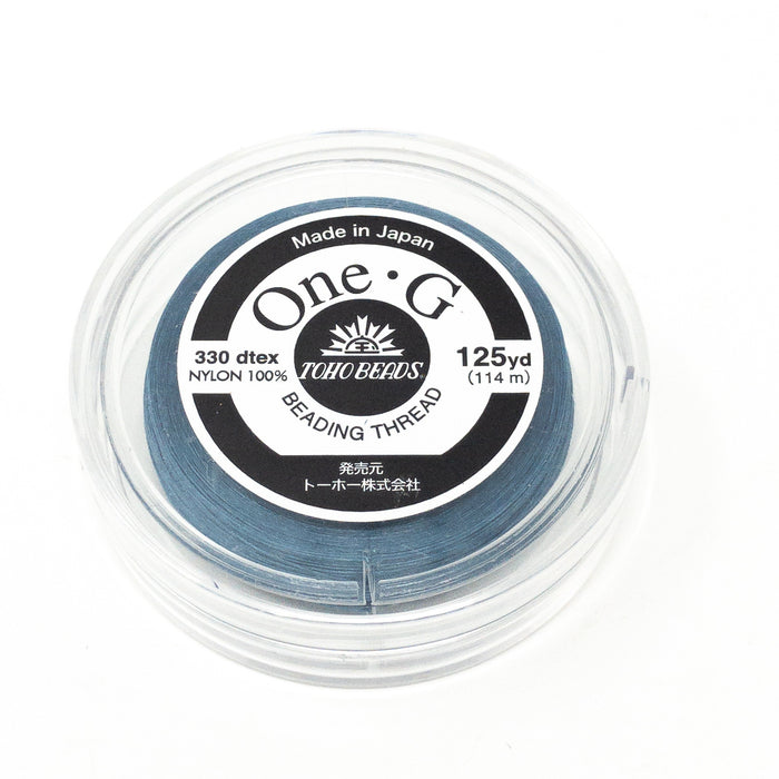 Toho One-G Beading Thread 125 yds/114m