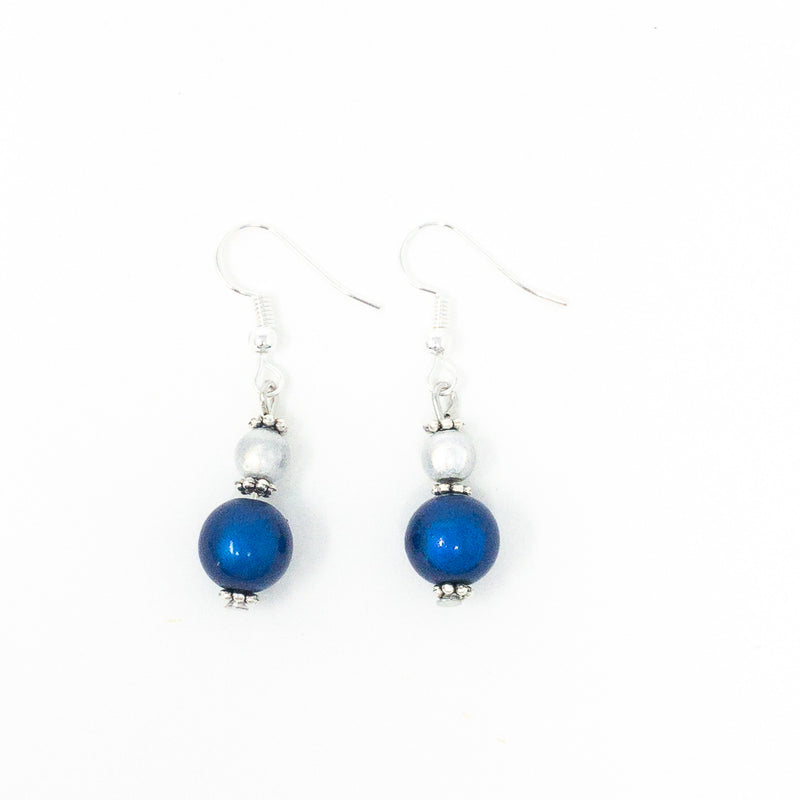 Miracle Bead Drop Earrings