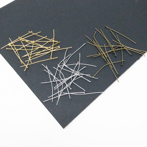 Head Pins, Eye Pins etc