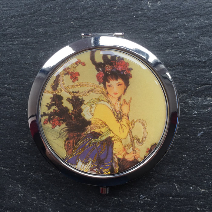 Geisha Compact Mirrors - bigigloo.co.uk  - 8