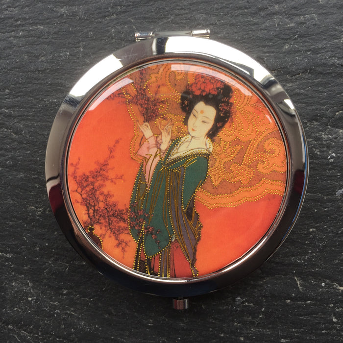 Geisha Compact Mirrors - bigigloo.co.uk  - 12