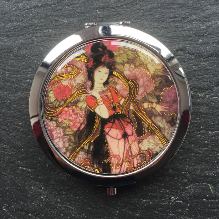 Geisha Compact Mirrors - bigigloo.co.uk  - 7