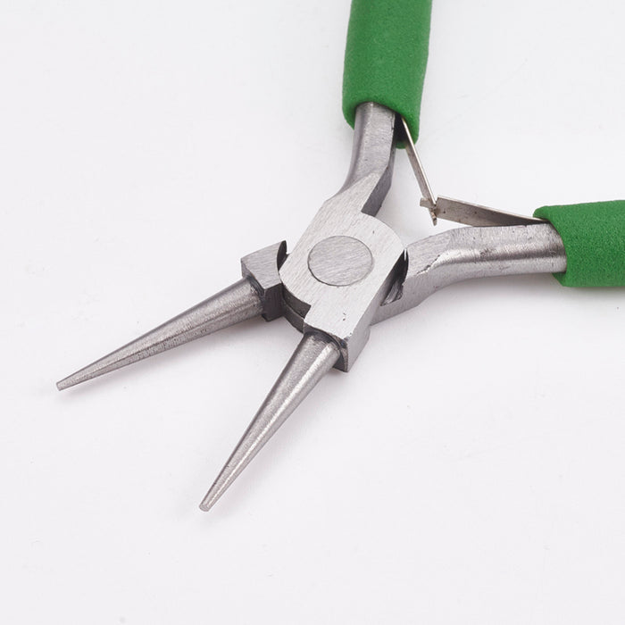 Carbon Steel Pliers For Beading & Jewellery Making. 4 Types. Approx 12cm.