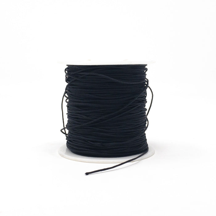 Braided Nylon Cord. 0.8mm.  Per Metre