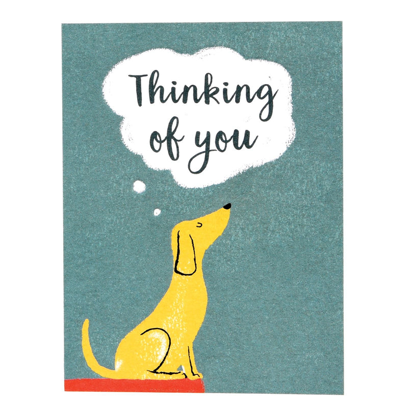 Thinking Of You Doggy Card