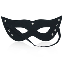 Load image into Gallery viewer, Black Hollow Erotic Costume/Cosplay Mask