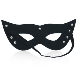 Black Hollow Erotic Costume/Cosplay Mask
