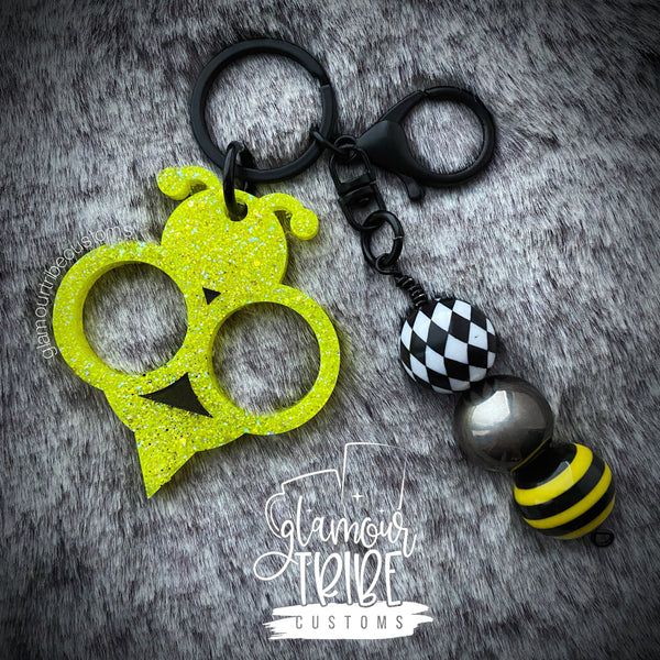 Bee Mini Self Defense Keychain FREE SHIPPING!