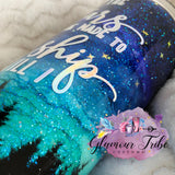 If the Stars Were Made to Worship Glitter Tumbler ,night sky tumbler, glitter tumbler, personalized tumbler, custom tumbler, Mother's Day gift