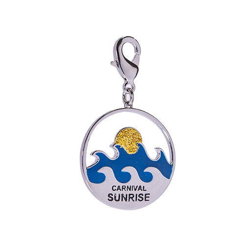 CARNIVAL SUNRISE <br>LAUNCH CHARM <br>LIMITED EDITION
