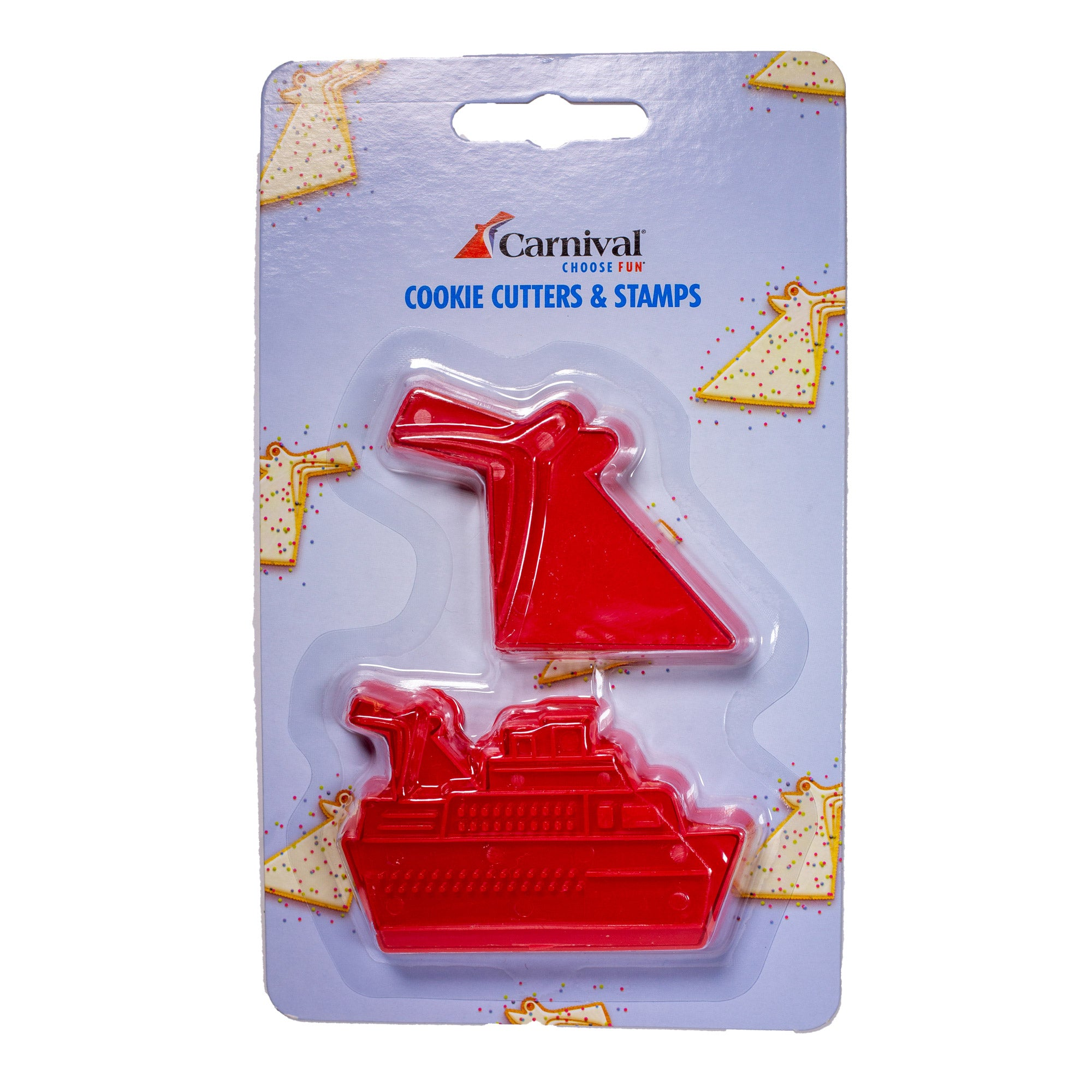 Fun Ship Cookie Cutters