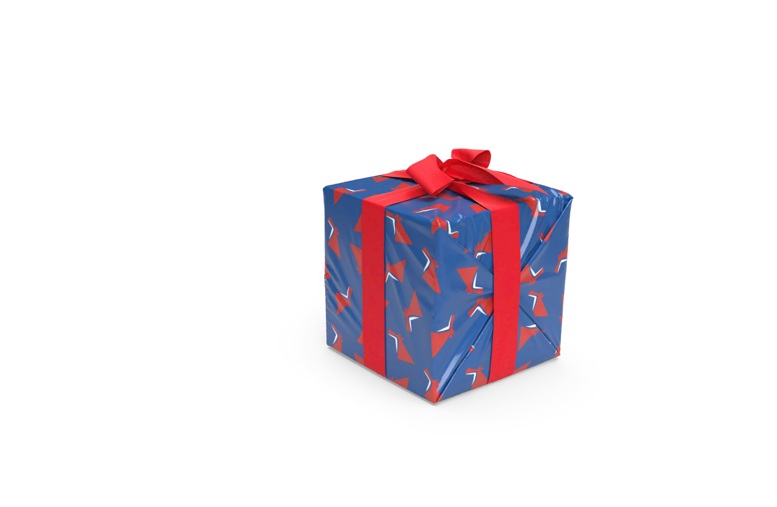 Carnival Wrapping Paper